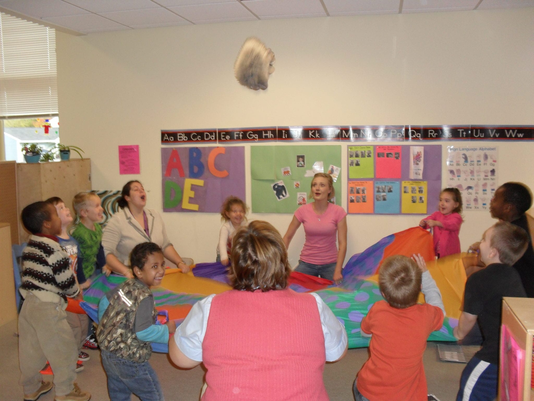 Preschool and Pre-K at Sandcastle