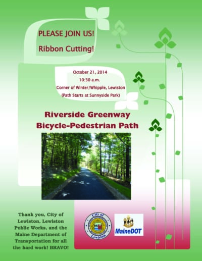 Completed Urban Trail is Cause for Celebration