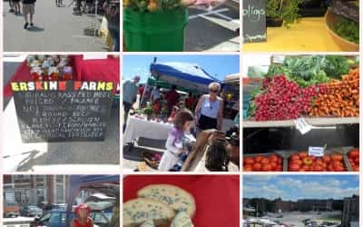 8 Reasons Why We Love the Lewiston Farmers' Market