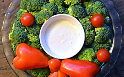 Healthy Holiday Appetizer Sprinkled with Maine Broccoli Info