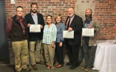 Food Council Recognizes 5, Celebrates 2nd Anniversary of L-A Food Charter