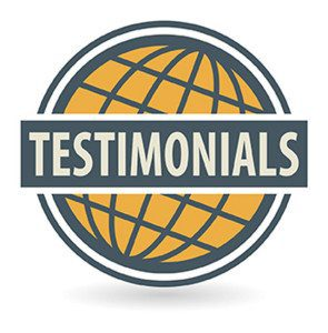 Testimonials and Clientele