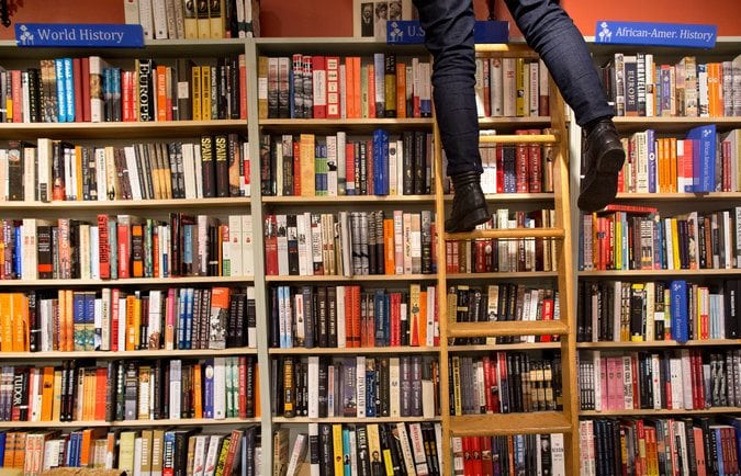 Indie Bookstores are Back with a Passion