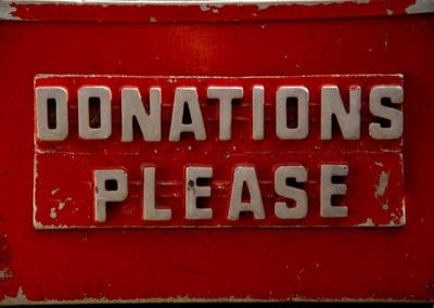 December Double Feature: PART 1: Charitable Donations