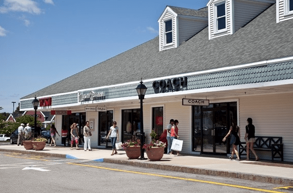 Kittery Shopping Outlets