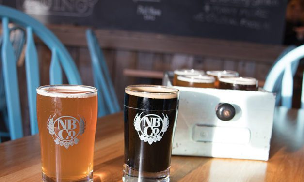 Take A Left Turn: Norway Brewing Company