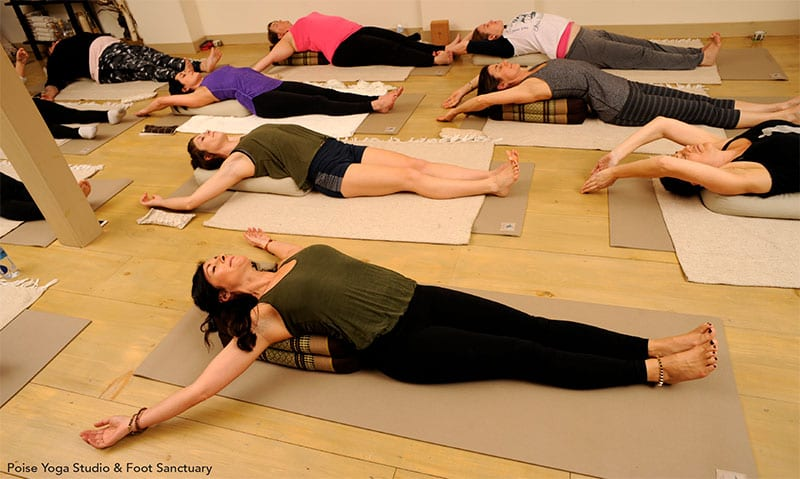 Poise Yoga Studio Lewiston Maine - LA Metro Magazine Story