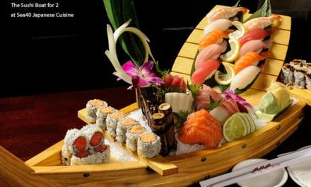 The Colorful Art of Sushi