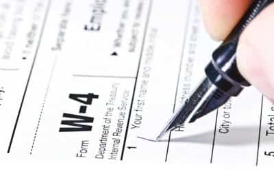 IRS Issues Draft of New Form W-4