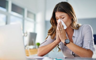 4 Ways to Stay Sick-Free at Work